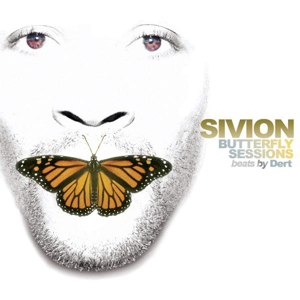 Sivion & DertBeats - Butterfly Sessions: Beats by Dert (LP - Clear Vinyl) Jazzy Hip-Hop