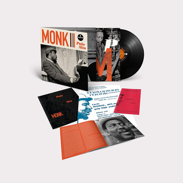 Thelonious Monk - Palo Alto (LP) Impulse!