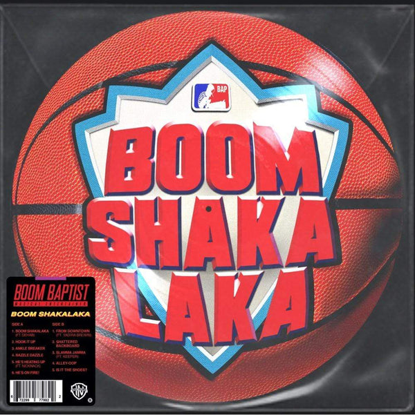 BoomBaptist - Boom Shakalaka (Picture Disc LP) (iN)Sect Records