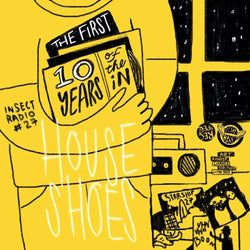 House Shoes - The First 10 Years Of The iN (Cassette) (iN)Sect Records