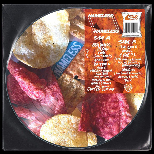 NAMELESS - Chips (LP - Picture Disk) (iN)Sect Records