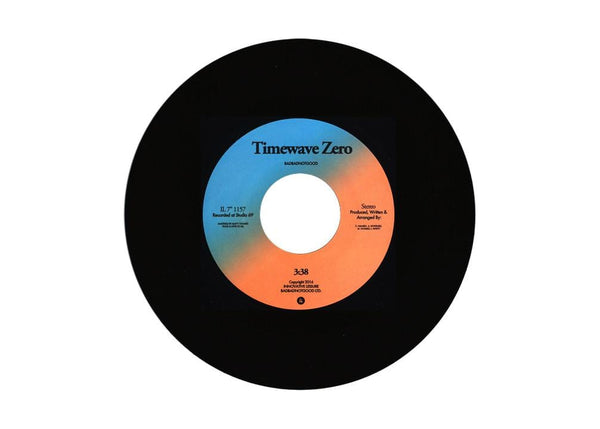 "BadBadNotGood -  Here & Now b/w Timewave Zero (7"") Innovative Leisure"