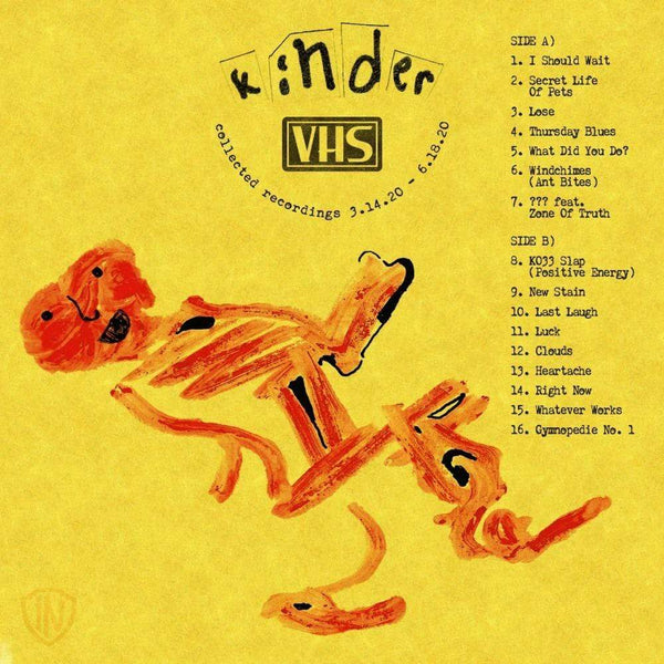Kinder - VHS (Digital) Insect Records