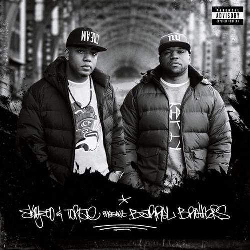 Skyzoo & Torae - Barrel Brothers (2xLP) Internal Affairs Entertainment