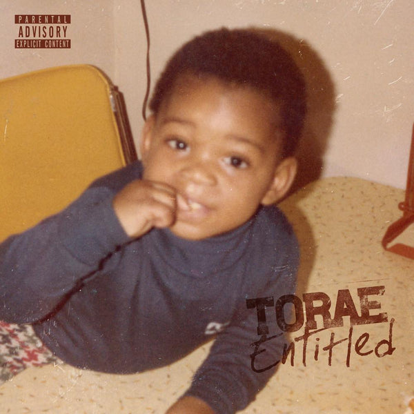 Torae - Entitled (2xLP) Internal Affairs Entertainment