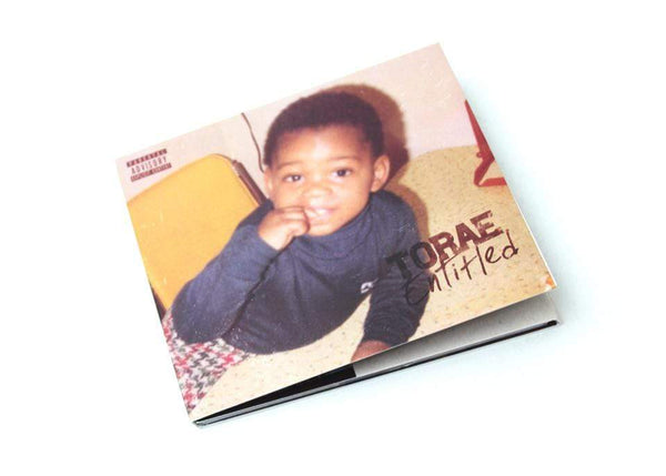 Torae - Entitled (CD) Internal Affairs Entertainment