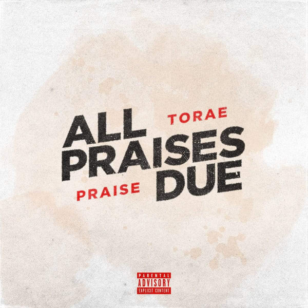"Torae & Praise - All Praises Due (EP - 12"" Vinyl) Internal Affairs Entertainment"