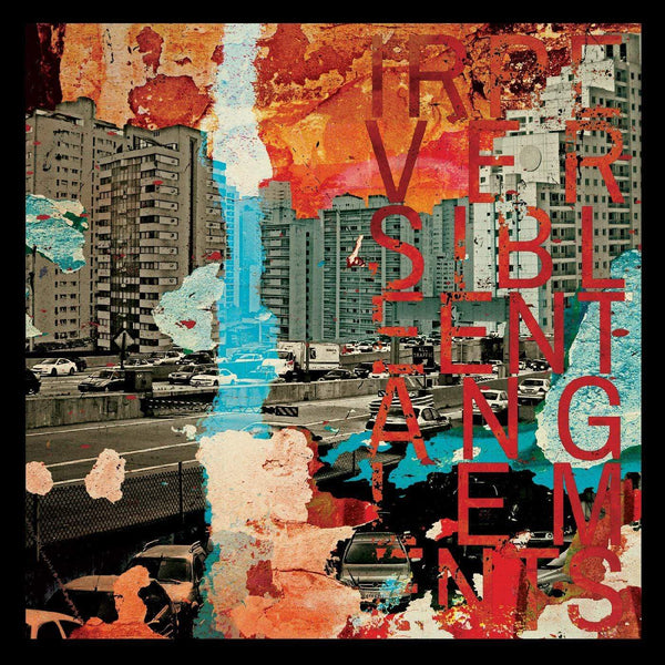 Irreversible Entanglements - Irreversible Entanglements (LP) International Anthem Recording Co.