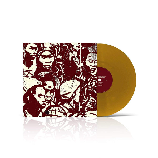 Makaya McCraven - Universal Beings: E&F Sides (LP - Gold Vinyl - Fat Beats Exclusive) International Anthem Recording Co.
