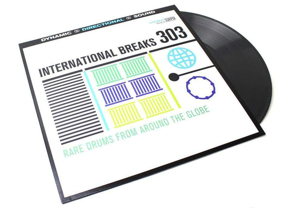 "V/A - International Breaks 303 (12"") International Breaks Inc"