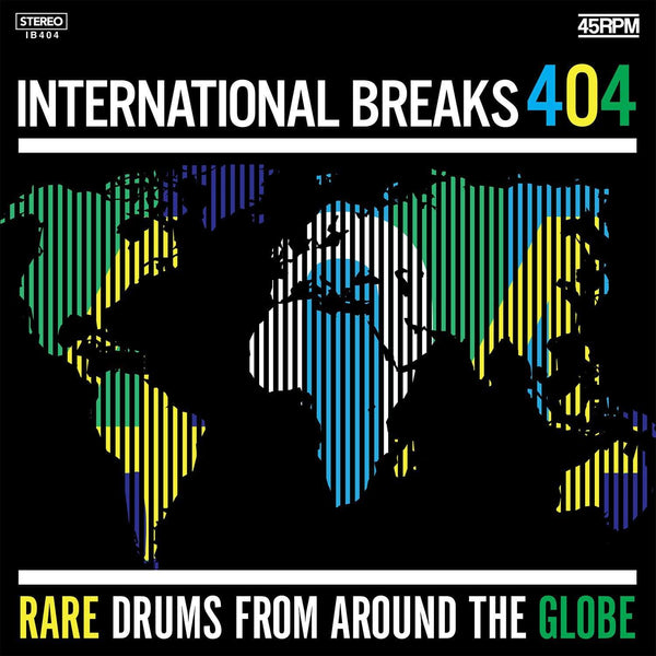 "V/A - International Breaks 404 (12"") International Breaks Inc"
