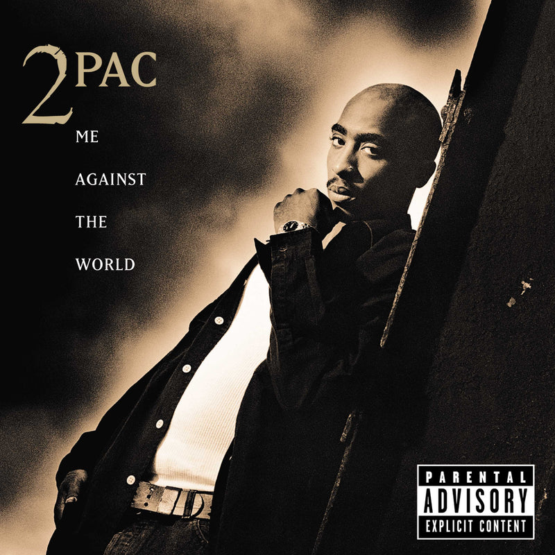2Pac - Me Against The World (2xLP) Interscope Records