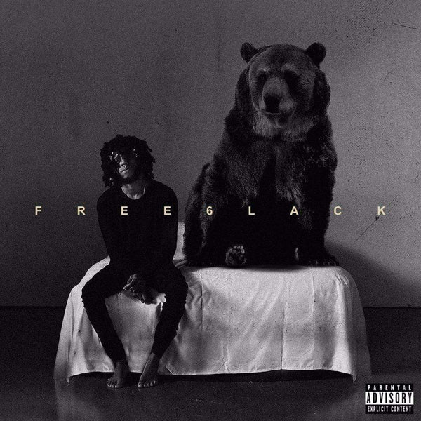 6LACK - FREE 6LACK (LP) Interscope Records