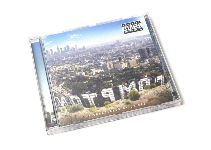 Dr. Dre - Compton: A Soundtrack by Dr. Dre (CD + Booklet) Interscope Records