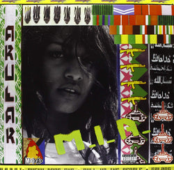 M.I.A. - Arular (2xLP - Gatefold) Interscope Records