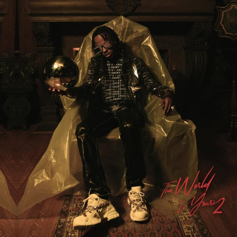 Rich The Kid - The World Is Yours 2 (LP) Interscope Records