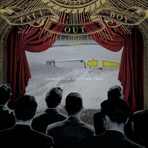 Fall Out Boy – From Under The Cork Tree (2xLP - 180 Gram Vinyl - Reissue) Island Records