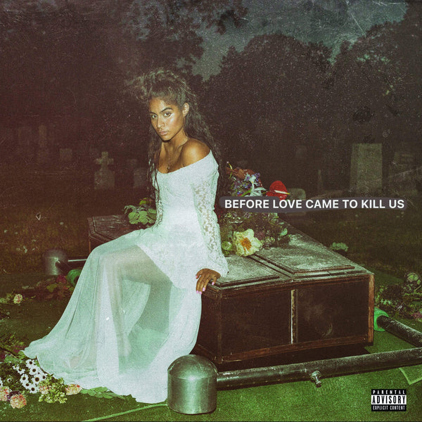 Jessie Reyez - Before Love Came to Kill Us (2xLP) Island Records