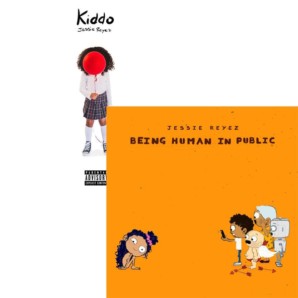Jessie Reyez - Being Human In Public / Kiddo (2xLP) Island Records