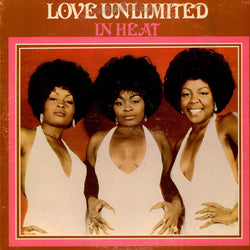 Love Unlimited - In Heat (LP - 180 Gram Vinyl) Island Records