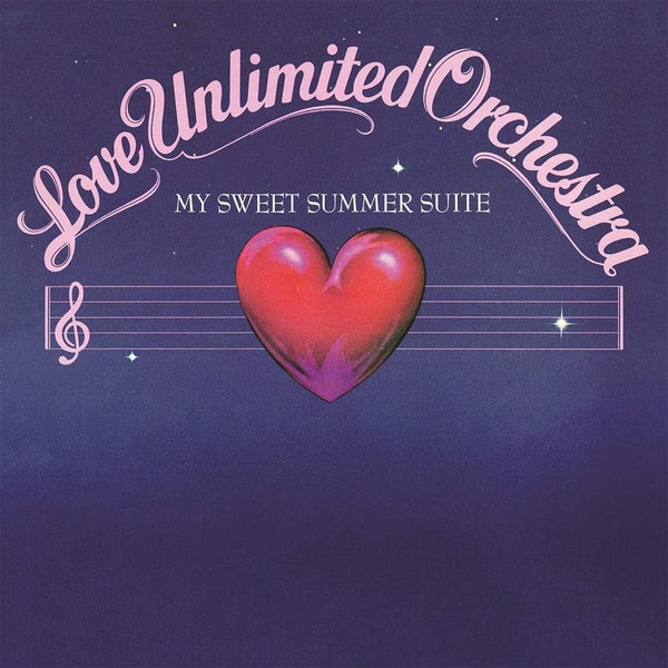 Love Unlimited Orchestra - My Sweet Summer Suite (LP) Island Records