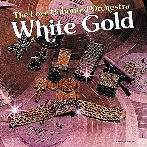Love Unlimited Orchestra - White Gold (LP - 180 Gram Vinyl) Island Records