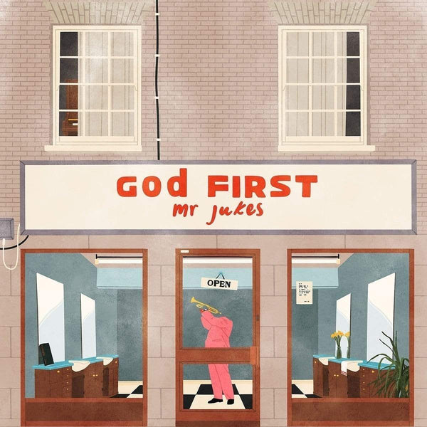 Mr. Jukes - God First (LP) Island Records