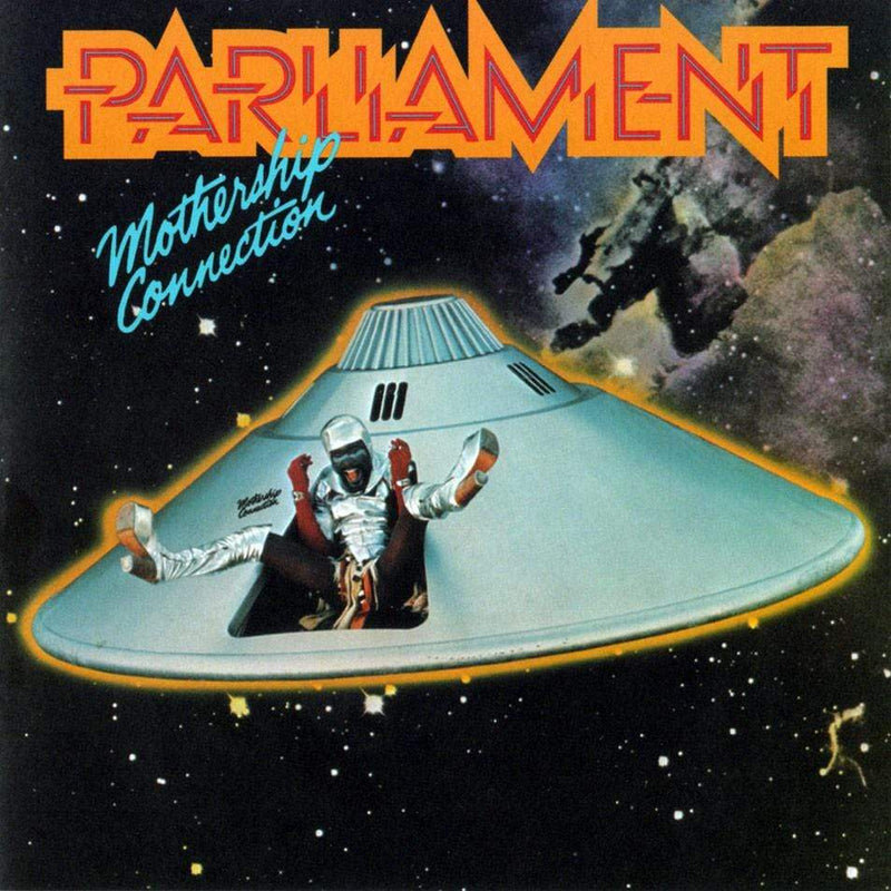 Parliament - Mothership Connection (LP - Deluxe Reissue + 3D Lenticular Cover) Island Records