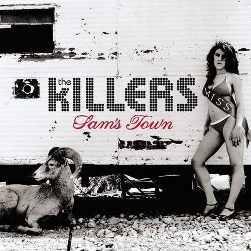 The Killers - Sam's Town (LP - 180 Gram Vinyl) Island Records