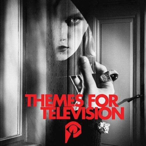 Johnny Jewel - Themes For Television (2xLP) Italians Do It Better