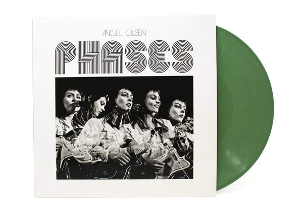 Angel Olsen - Phases (LP - Olive Green Vinyl) Jagjaguwar