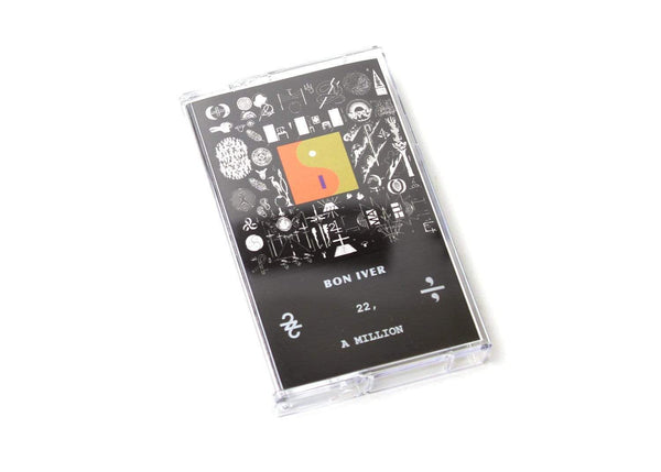 Bon Iver - 22, A Million (Cassette) Jagjaguwar