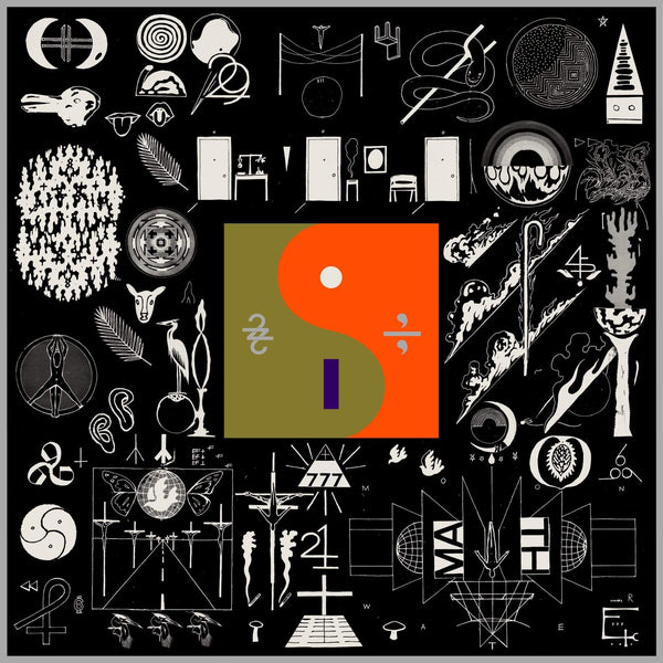Bon Iver - 22, A Million (LP) Jagjaguwar