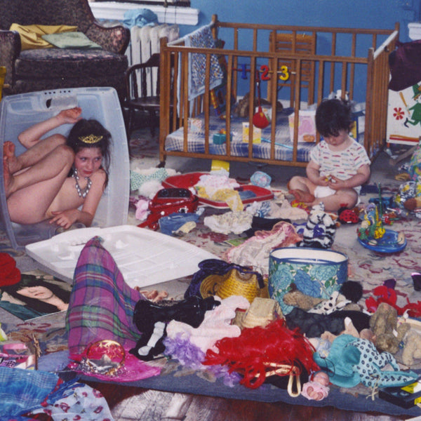 Sharon Van Etten - Remind Me Tomorrow (LP - Clear Blue Vinyl) Jagjaguwar