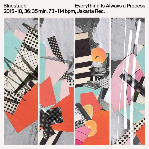 Bluestaeb - Everything Is Always A Process (LP) Jakarta Records