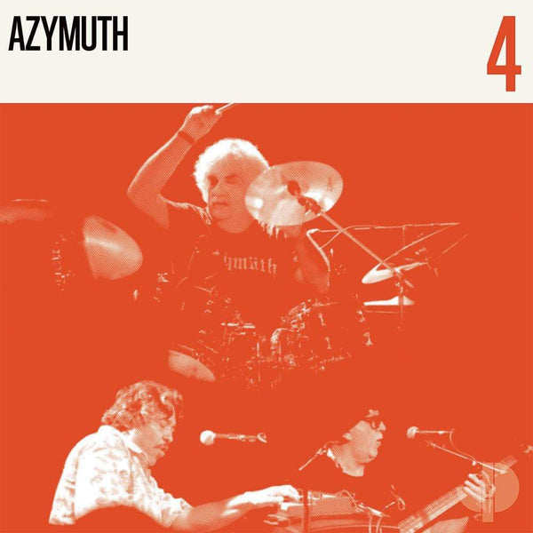 Adrian Younge and Ali Shaheed Muhammad - Azymuth (2xLP) Jazz Is Dead