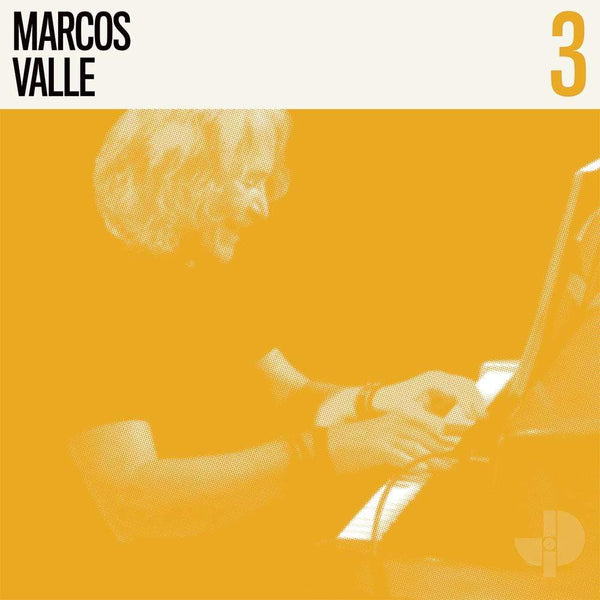 Marcos Valle, Adrian Younge and Ali Shaheed Muhammad - Marcos Valle (LP) Jazz Is Dead