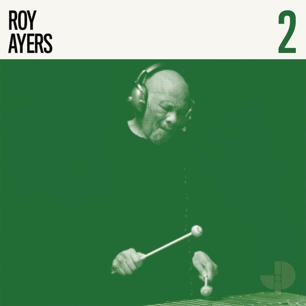 Roy Ayers, Adrian Younge and Ali Shaheed Muhammad - Roy Ayers (CD) Jazz Is Dead