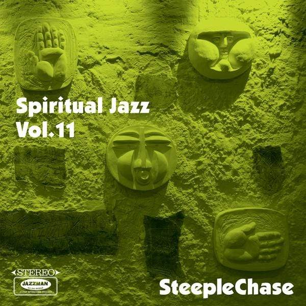V/A - Spiritual Jazz Vol. 11: SteepleChase (2xLP) Jazzman Records