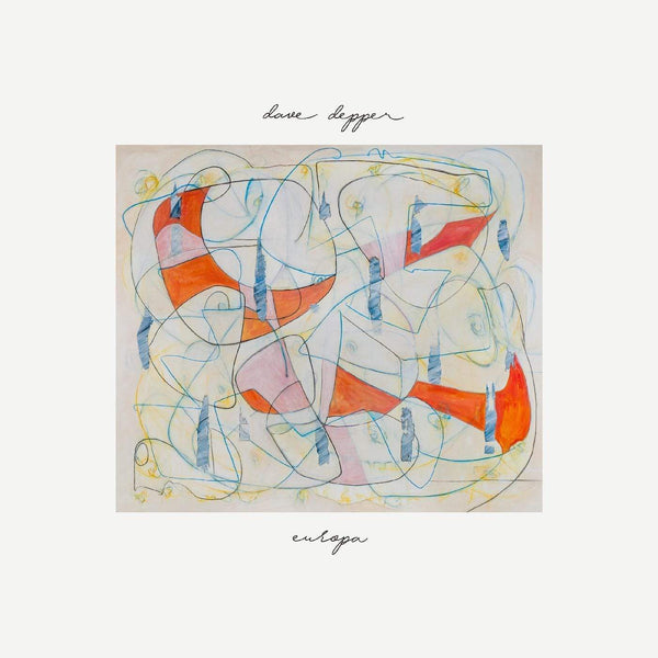 Dave Depper - Europa (LP) Jealous Butcher Records