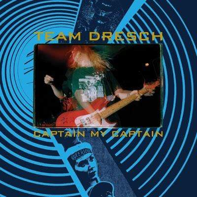 Team Dresch - Captain My Captain (LP - Indie Exclusive Blue Vinyl) Jealous Butcher Records