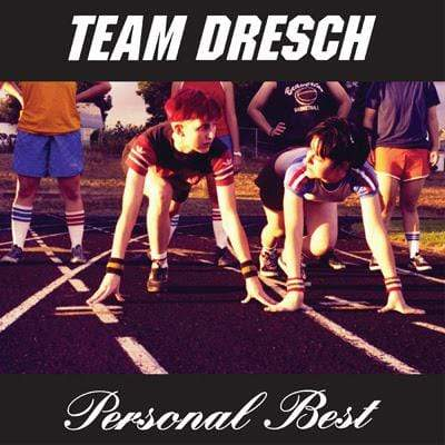 Team Dresch - Personal Best (CD) Jealous Butcher Records
