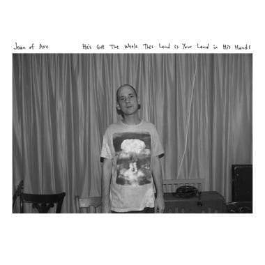 Joan of Arc - He's Got The Whole This Land Is Your Land In His Hands (LP - Pink Vinyl) Joyful Noise Recordings
