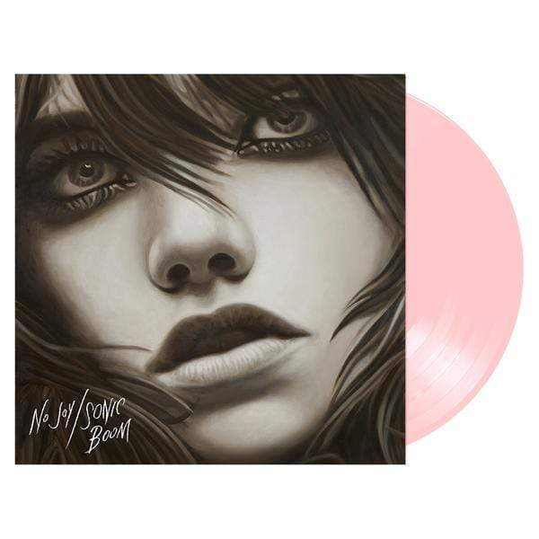"No Joy/Sonic Boom - No Joy/Sonic Boom (EP - 12"" Pink Vinyl + Download Card) Joyful Noise Recordings"