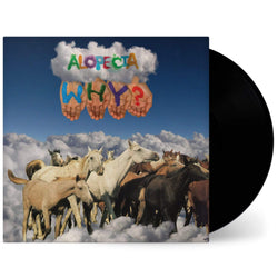 WHY? - Alopecia (LP - Black Vinyl) Joyful Noise Recordings