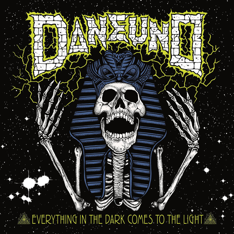 Dane Uno - Everything In The Dark Comes To The Light (CD) Junkadelic Music
