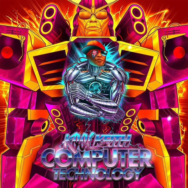 Kool Keith - Computer Technology (CD) Junkadelic Music