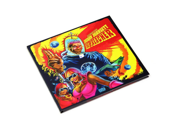 Kool Keith Presents: Tashan Dorrsett - The Preacher (CD) Junkadelic Music
