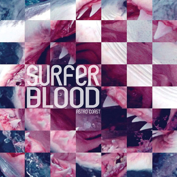 Surfer Blood - Astro Coast: 10 Year Anniversary Edition (2xLP - Red/Blue Vinyl) Kanine Records