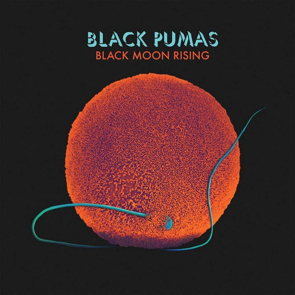 "The Black Pumas - Black Moon Rising b/w Fire (7"") Karma Chief Records/Colemine Records"